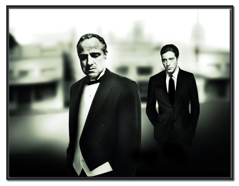 Double Trouble: Al Pacino und Marlon Brando