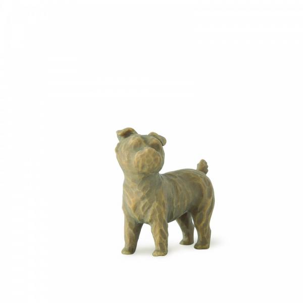 Hundeliebhaber (Love my Dog), stehend