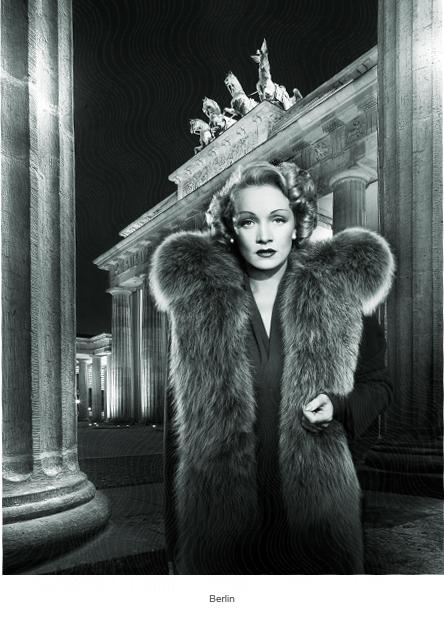 Berlin - Marlene Dietrich