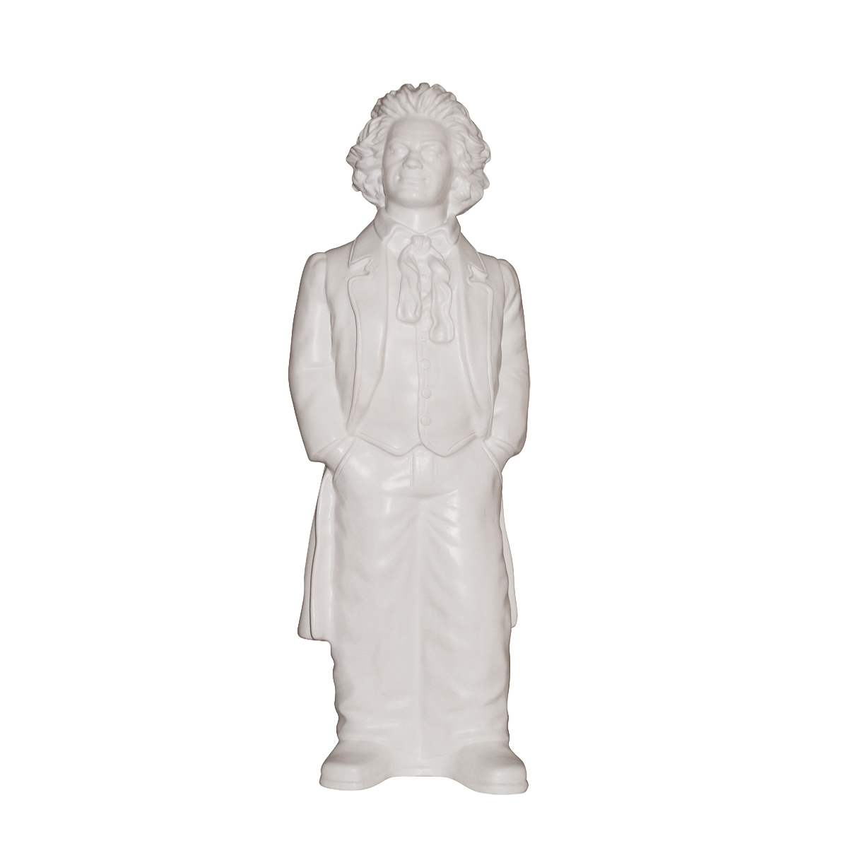 Beethoven II in weiß