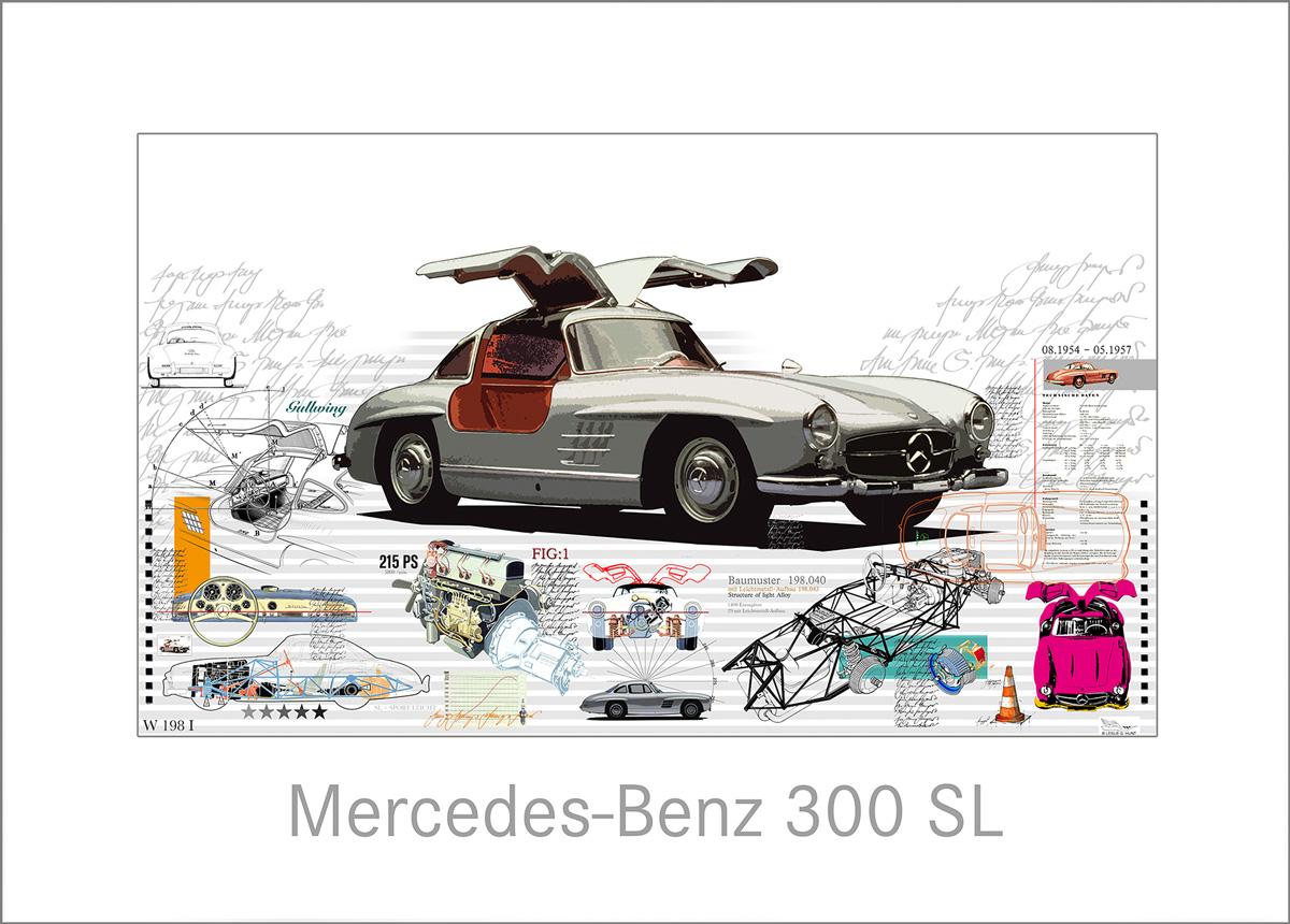 Mercedes - Benz 300 SL