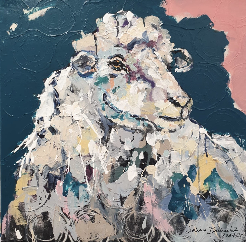 Bubble sheep II