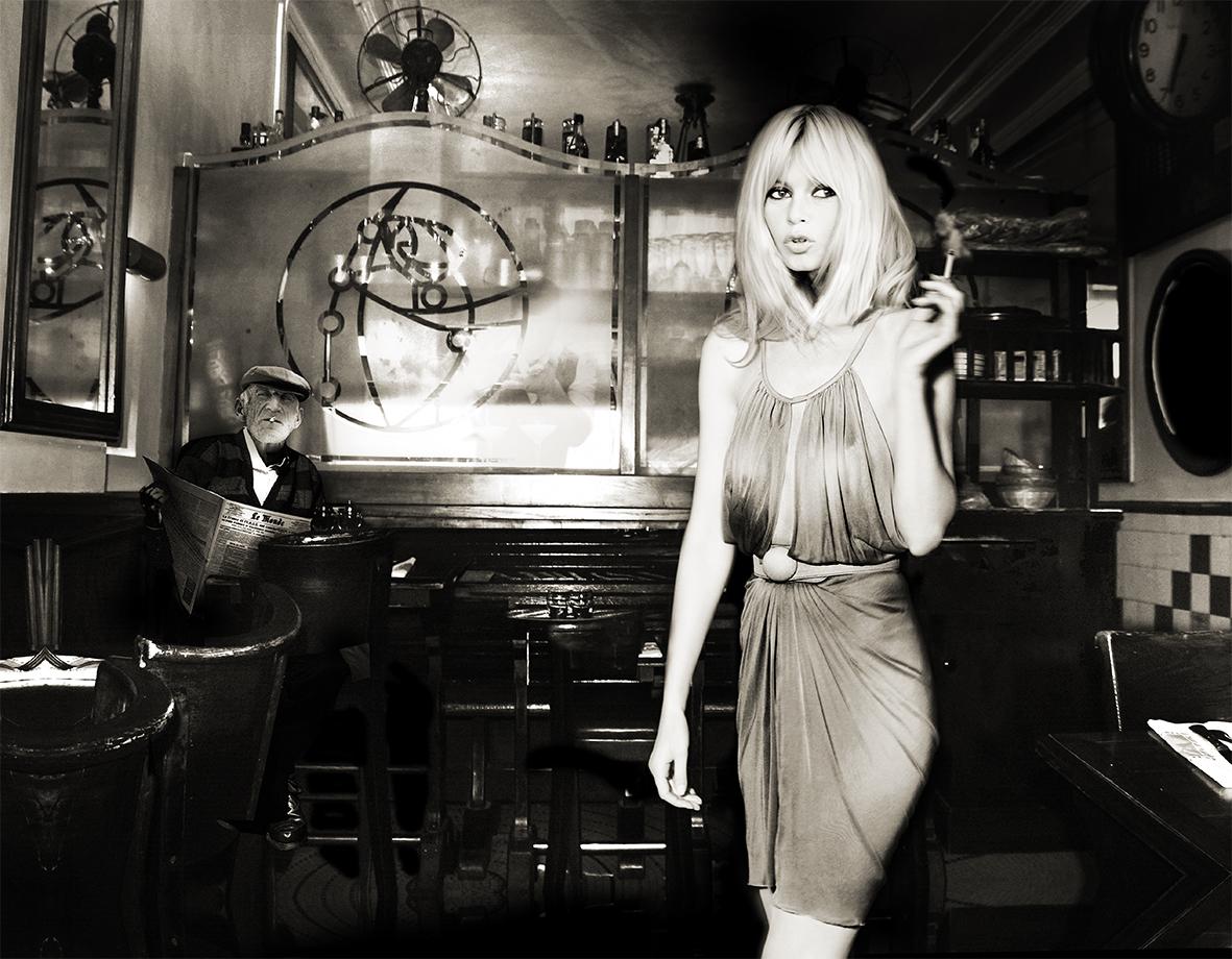 Parisienne - Brigitte Bardot