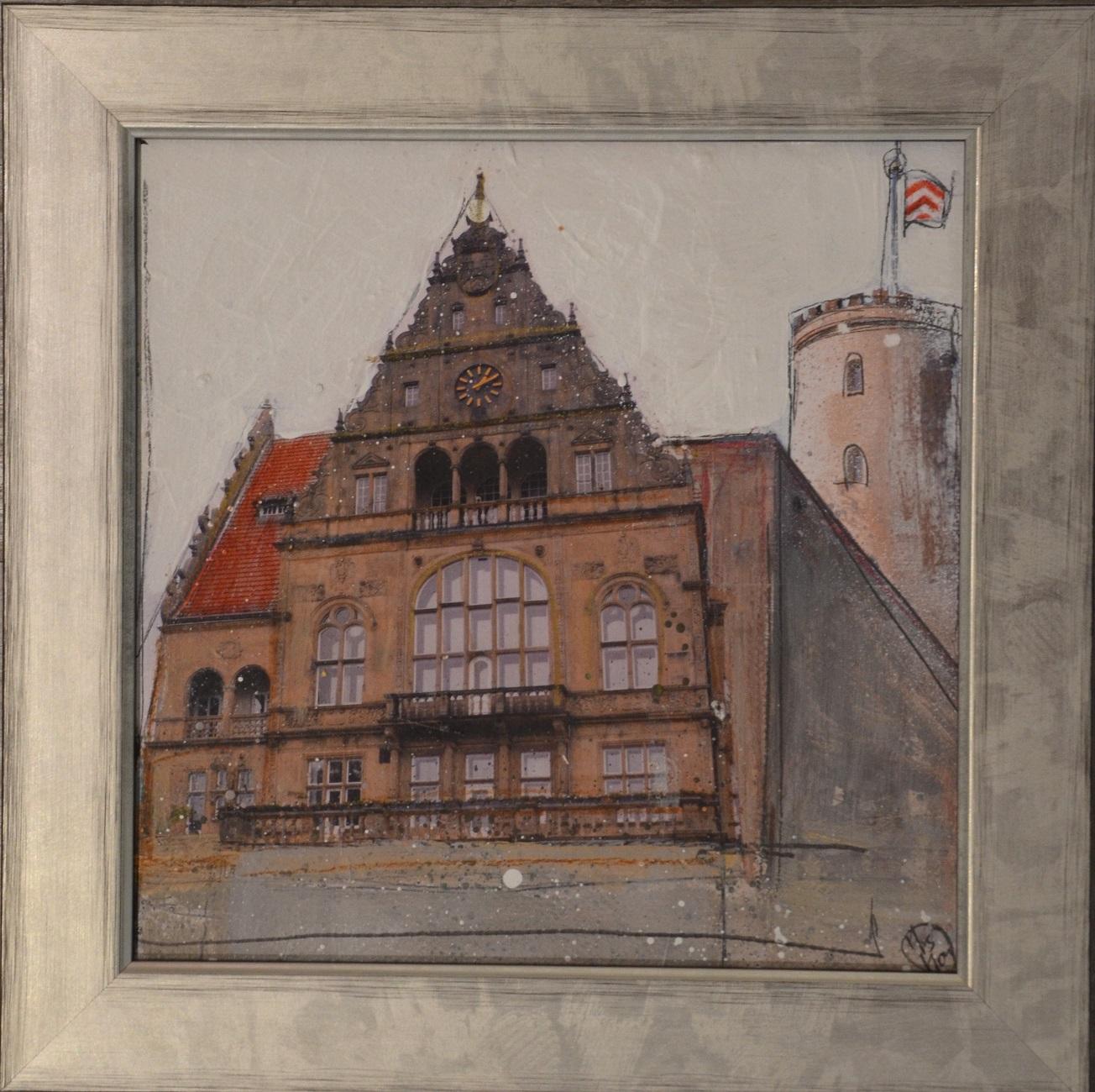 Altes Rathaus & Sparrenburg