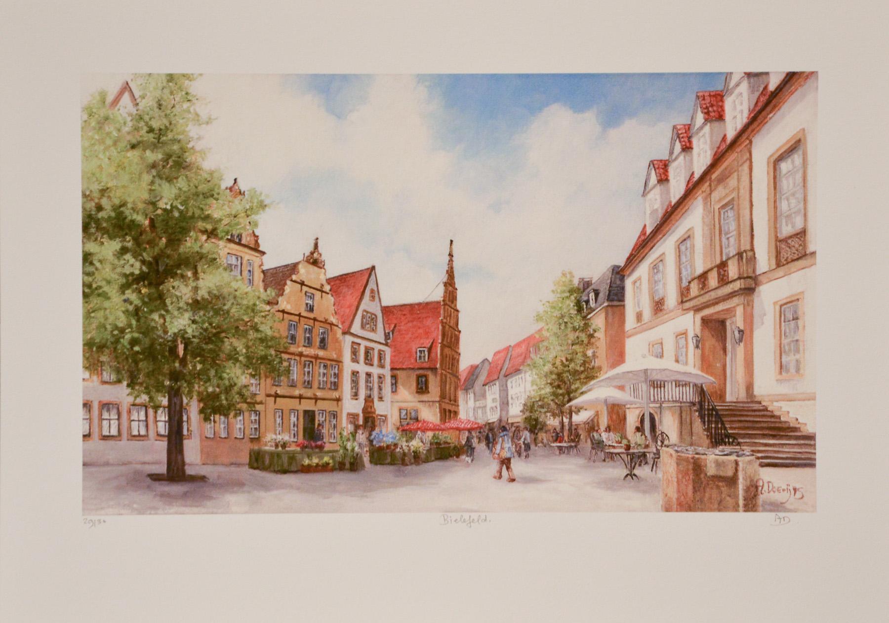 Alter Markt (Fineart Print)
