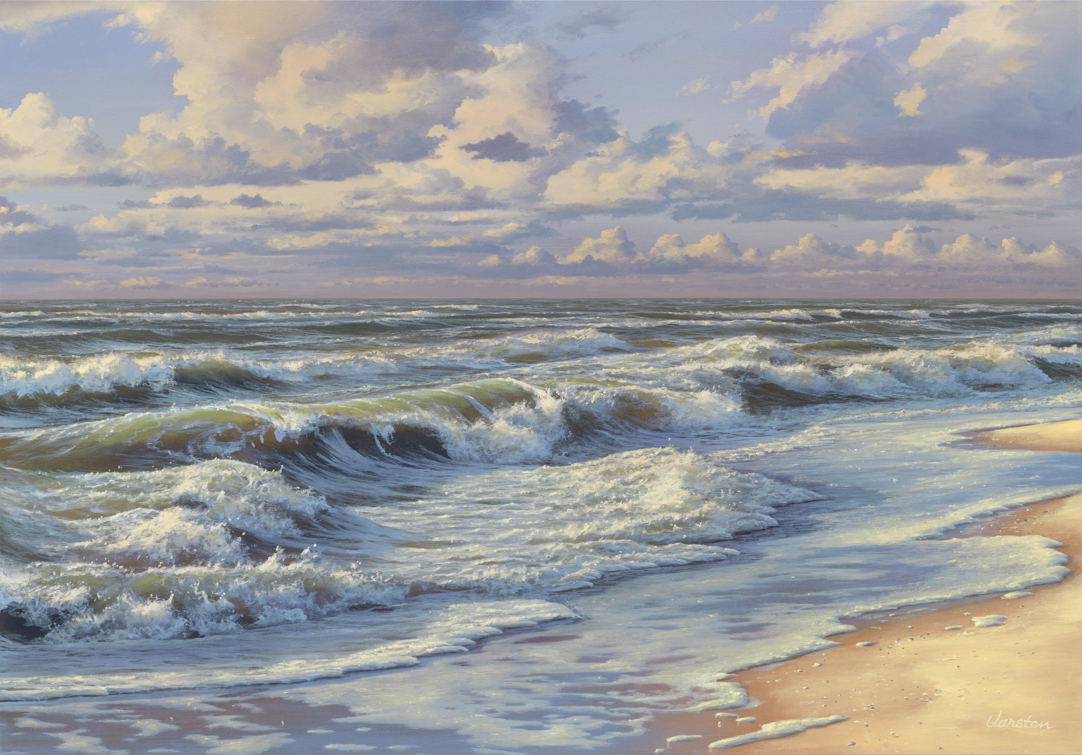 Das Rauschen des Meeres - Fin Art Print