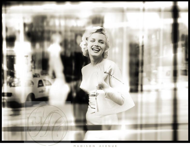 Madison Avenue - Marilyn Monroe