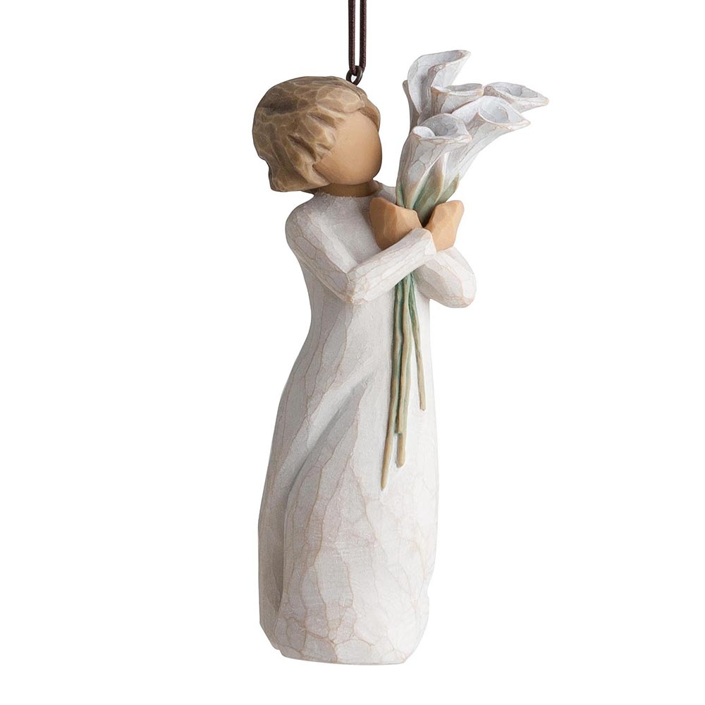 Alles Gute (Beautiful wishes Ornament) - Baumschmuck