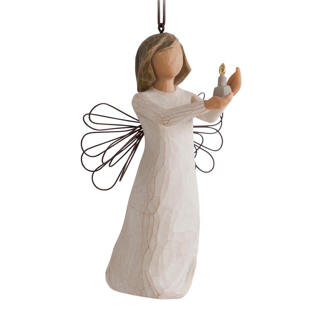 Hoffnung (Angel of hope Ornament) - Baumschmuck