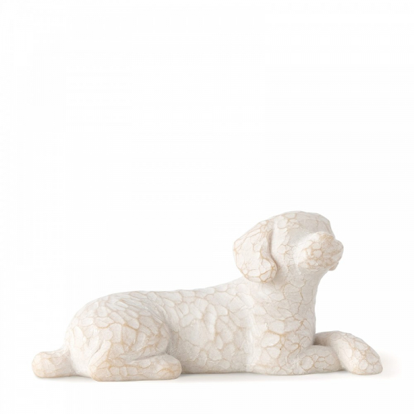 Hundeliebhaber (Love my Dog), liegend