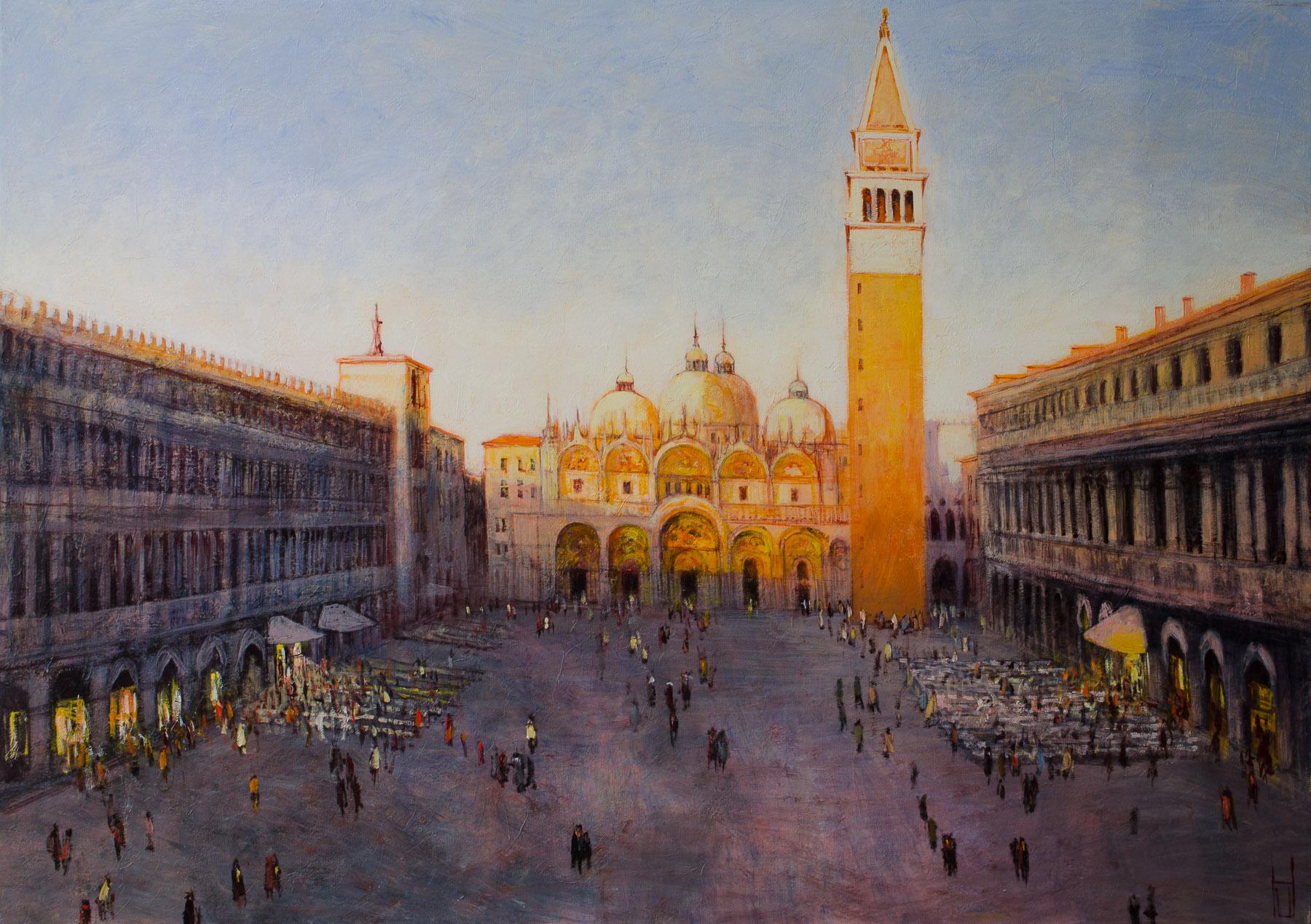 Nachmittag auf San Marco