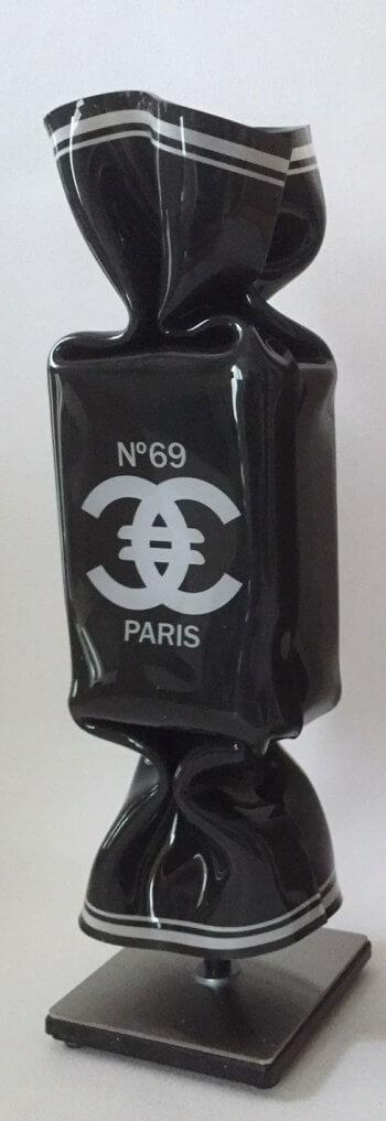 Art Candy - Chanel black No.5
