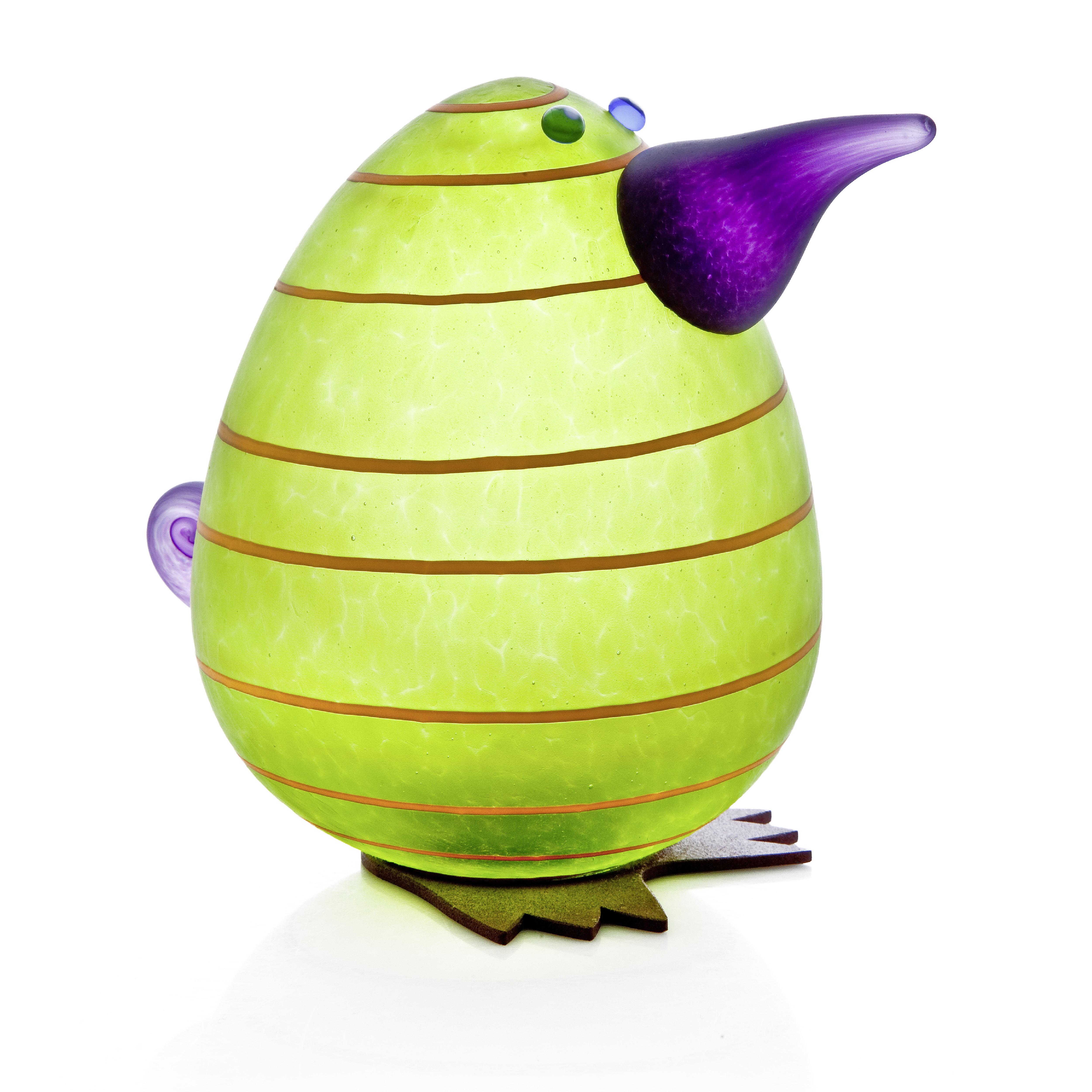 Kiwi Egg, zitro