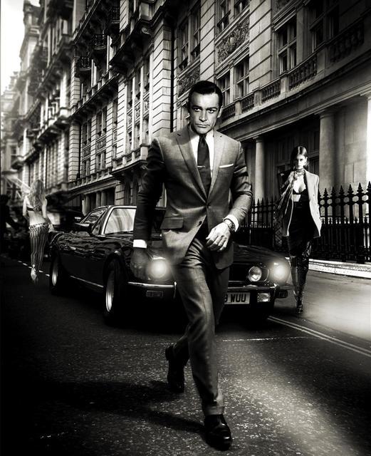 Bond Street - Gentlemen - Sean Connery