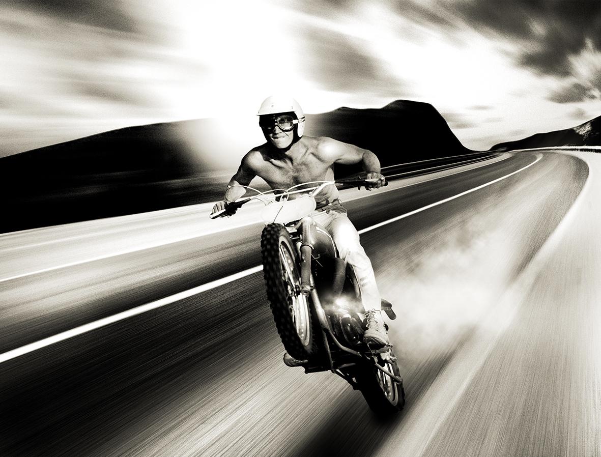 Mulholland drive - Steve McQueen