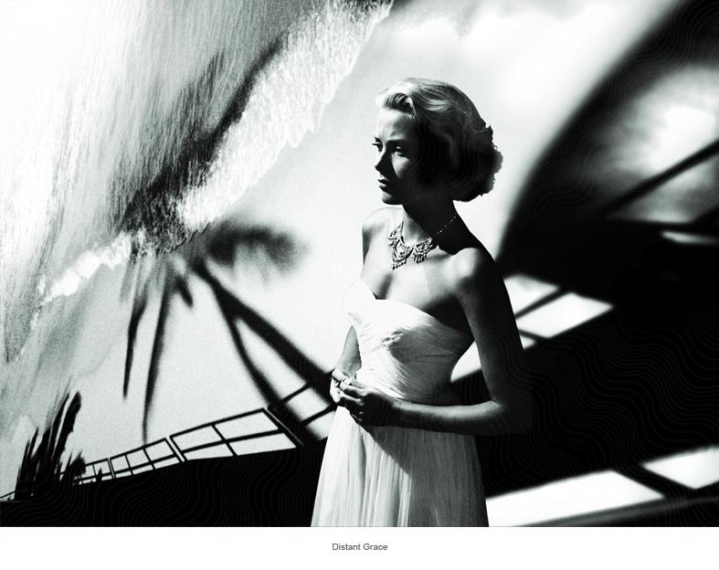 Distant Grace - Grace Kelly