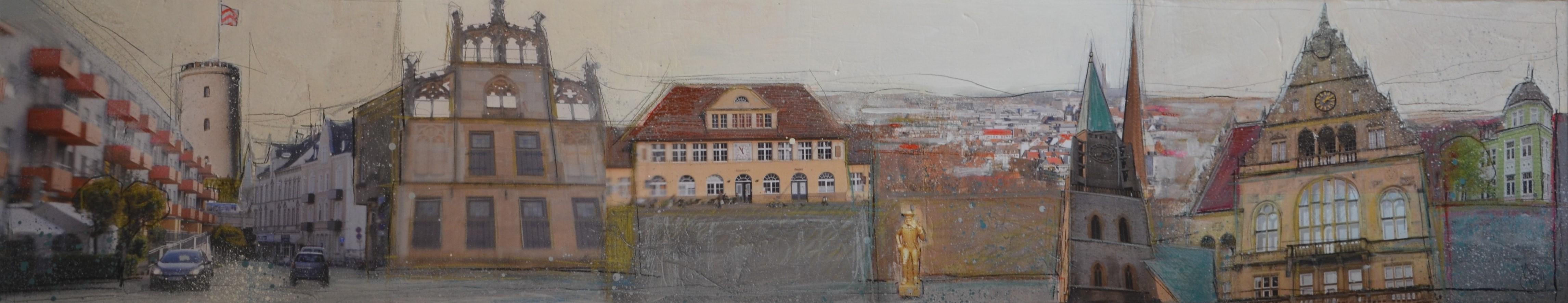 Bielefeld im Panoramaformat