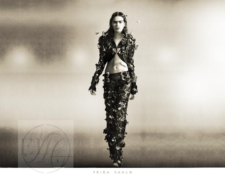 Butterfly - Frida Kahlo