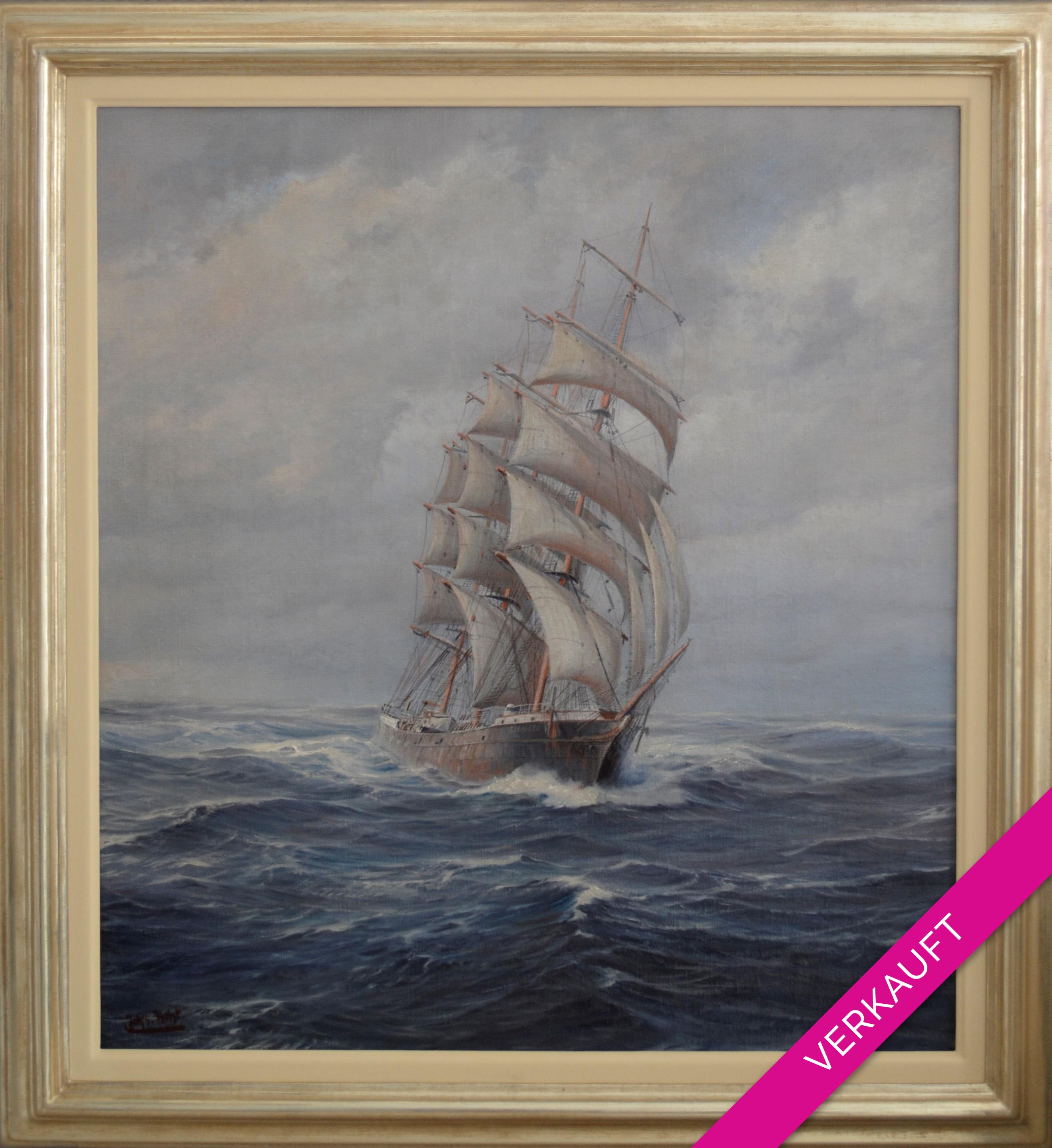 Die Seeadler von Johannes Holst