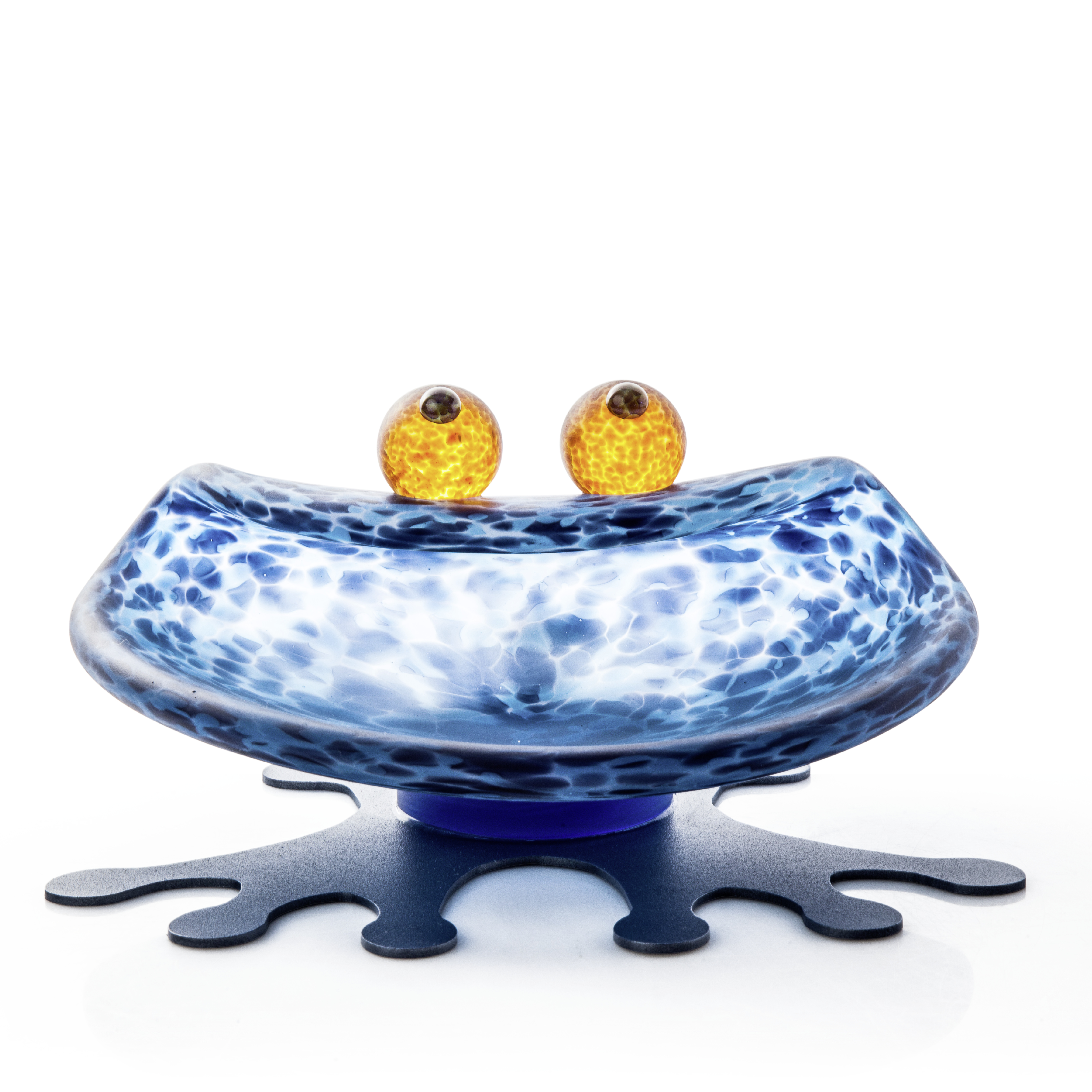 Hopper Schale, blau