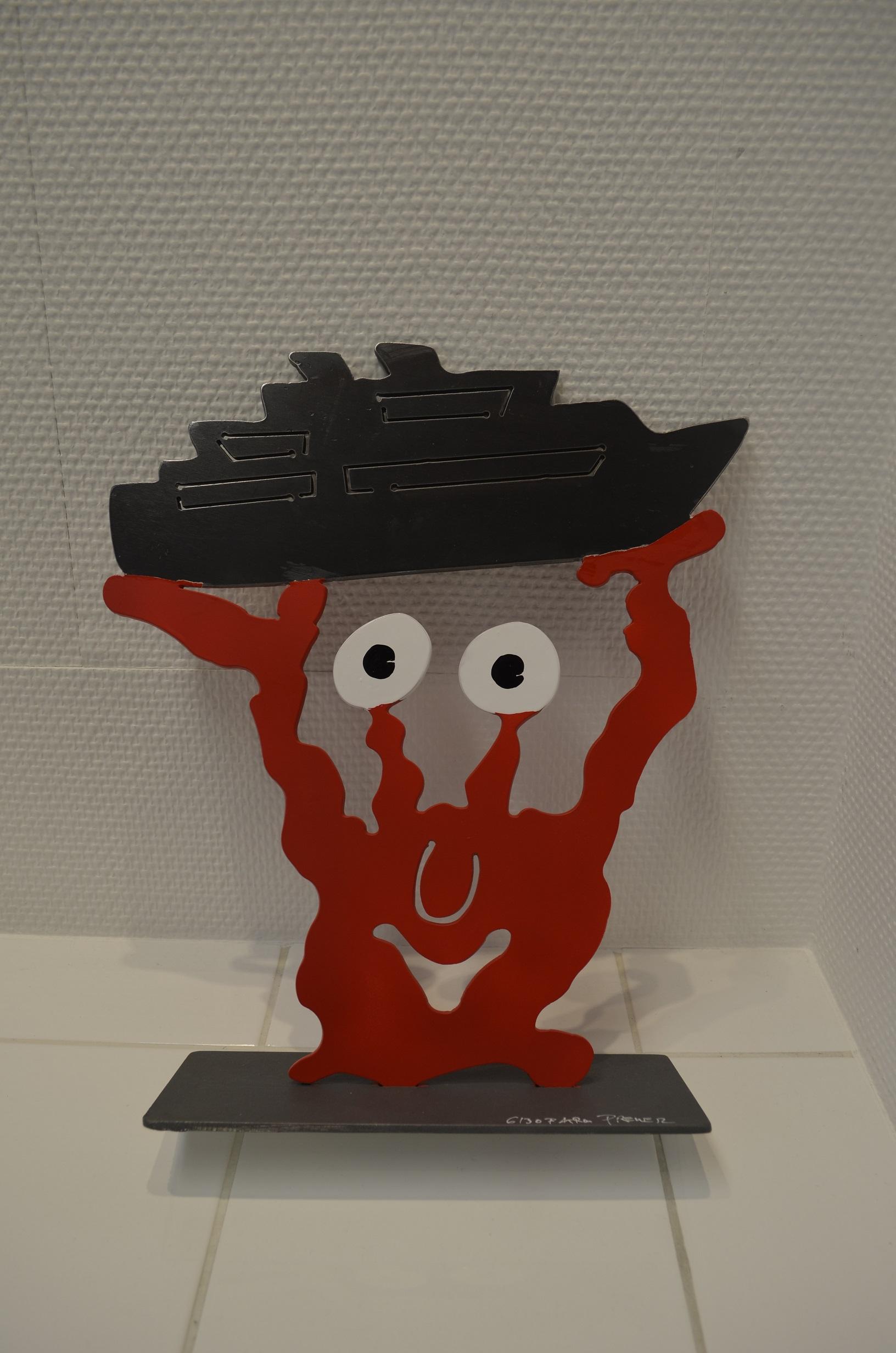 Monster TOGO mit Schiff