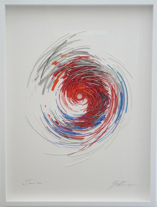 Twister Rot-Blau- Weiß