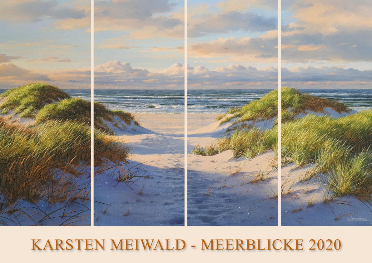 Kalender 2020 von Karsten Meiwald