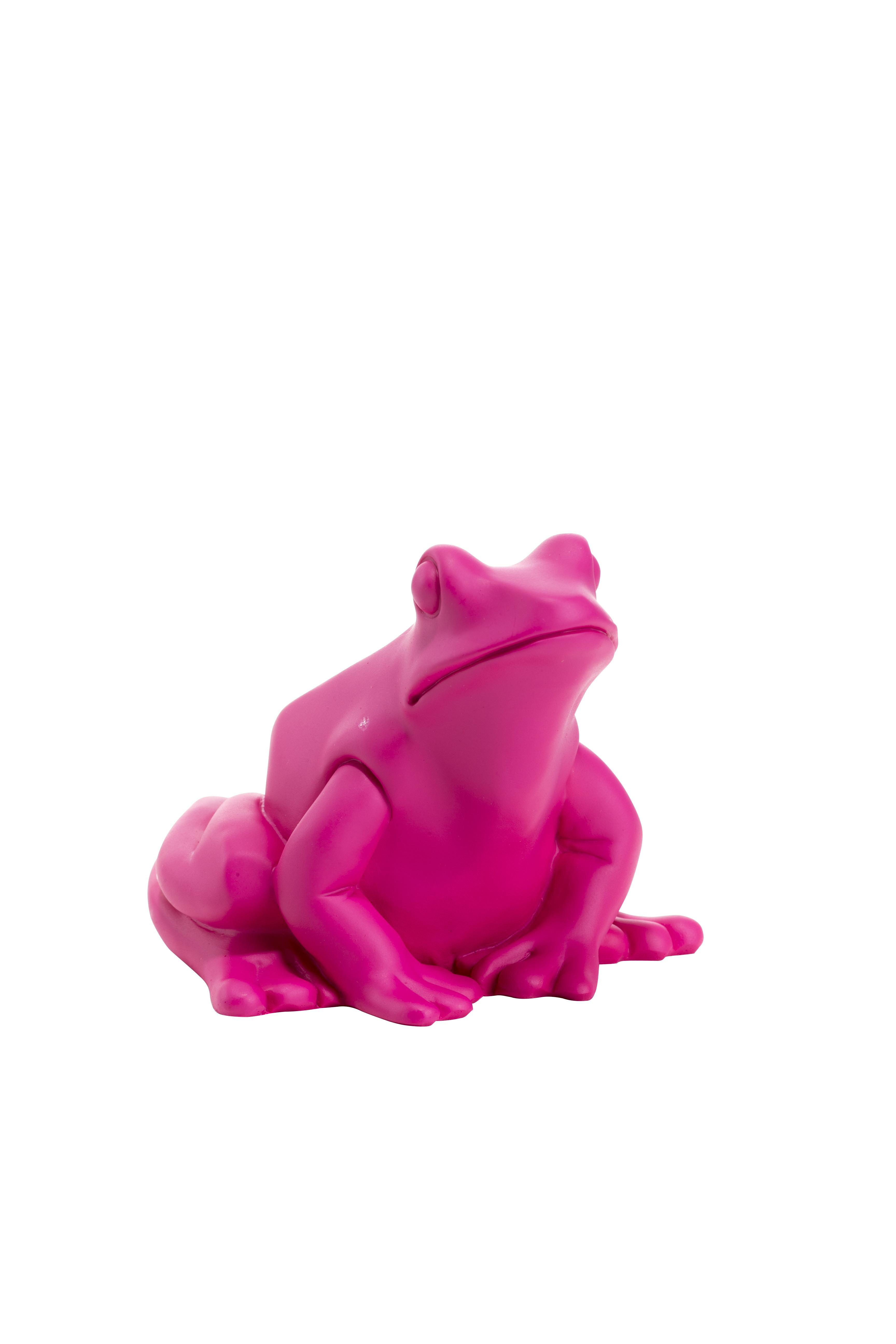 Froschkönig in pink