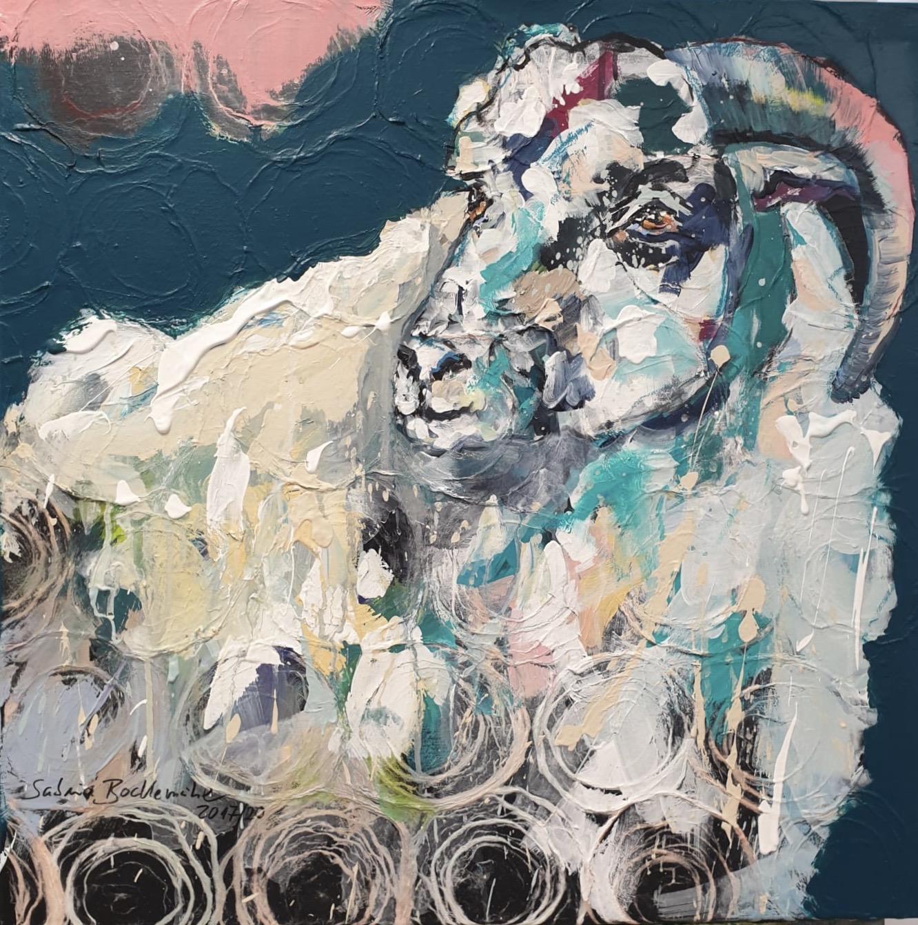 Bubble sheep I