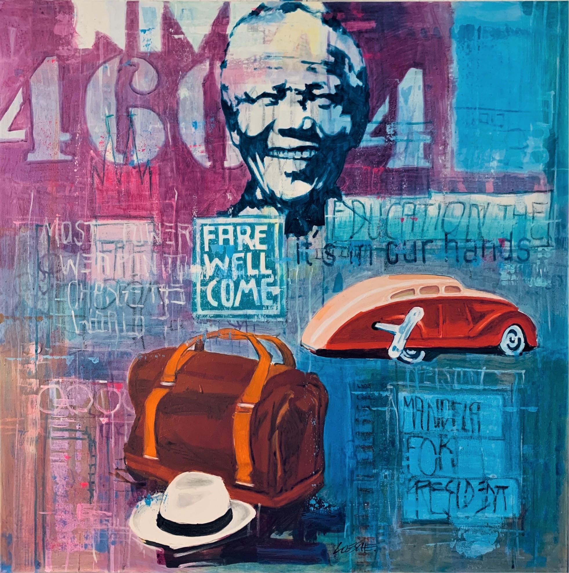 Mandela's Tasche